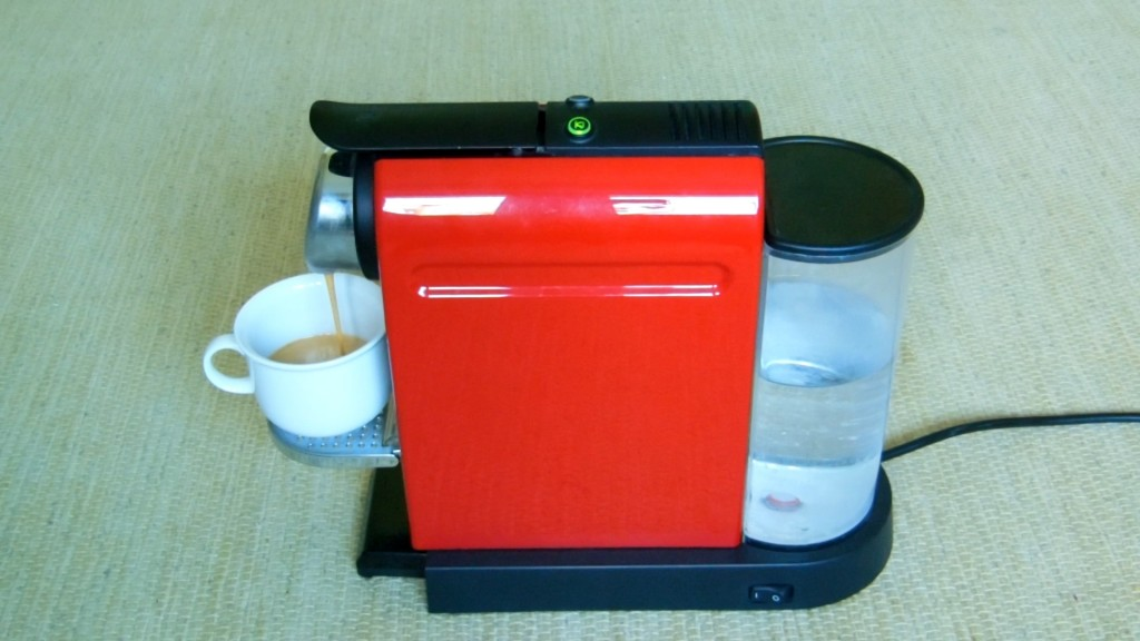 Reparatur Nespresso.Standbild001