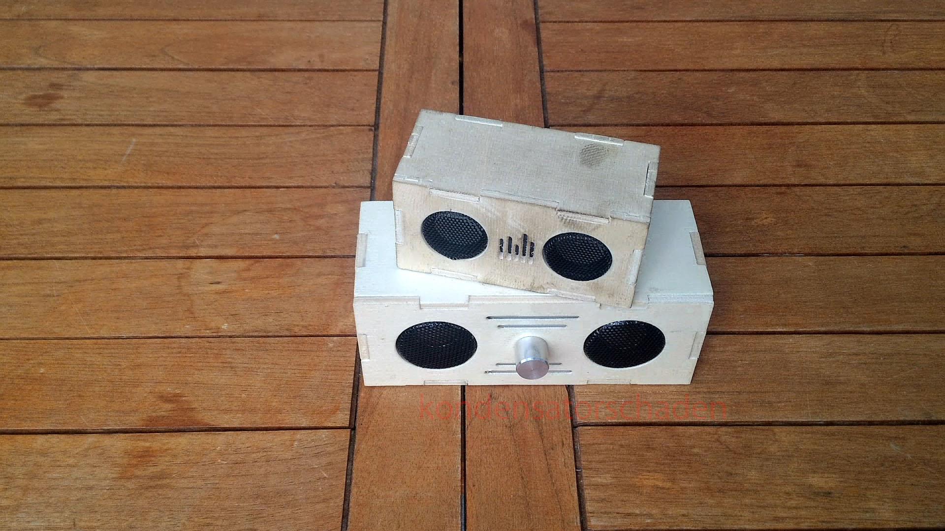 how2] bluetooth lautsprecher selbst gebaut!