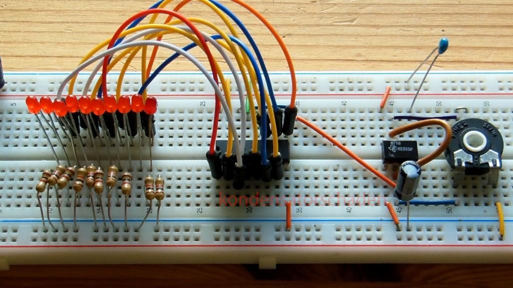 [How2] LED Lauflicht