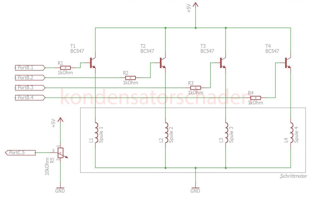 Schrittmotor_Schaltplan