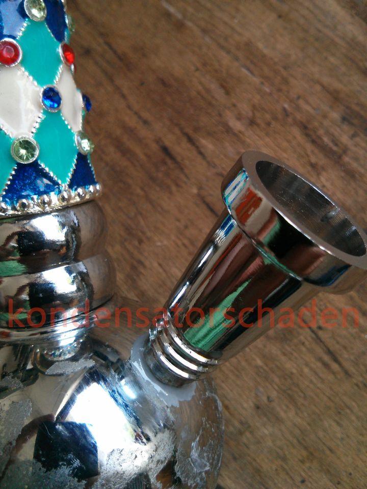 [Reparatur] Shisha Schlauchanschluss