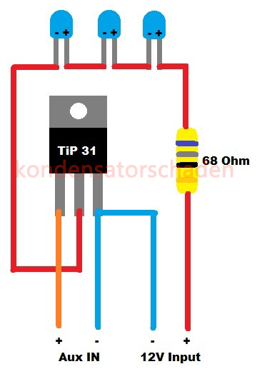 How2] Musik-LED selbst gebaut!