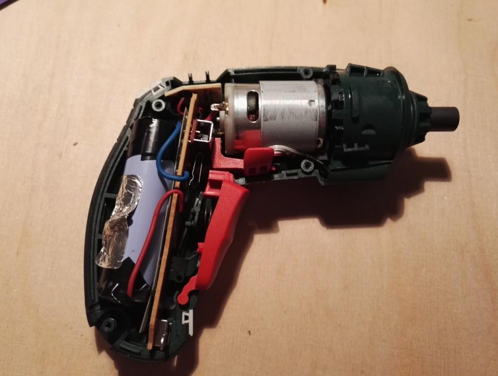 Bosch IXO oder pimp my Akkuschrauber