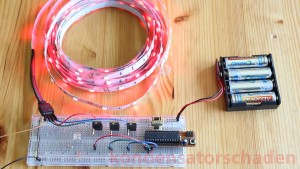 RGB LED AVR 001