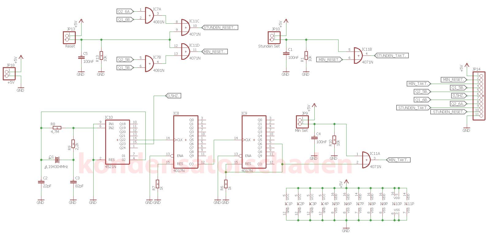 Wunderbar Einfache Schaltpläne Von Elektronikprojekten Fotos ...