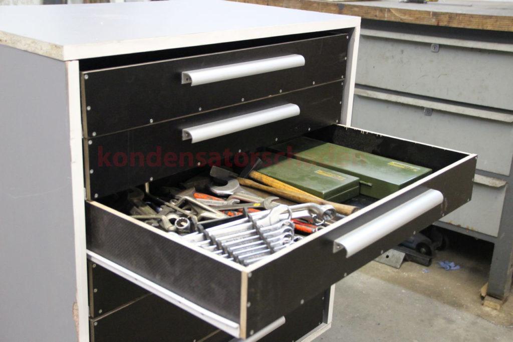 [How2] Werkstattwagen / Schubladenschrank selber bauen